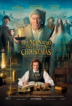 The Man Who Invented Christmas BluRay Bluray Baixar torrent download capa