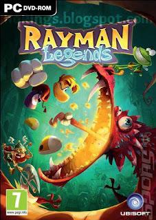 Rayman Legends [Repack] Black Box 3.8GB
