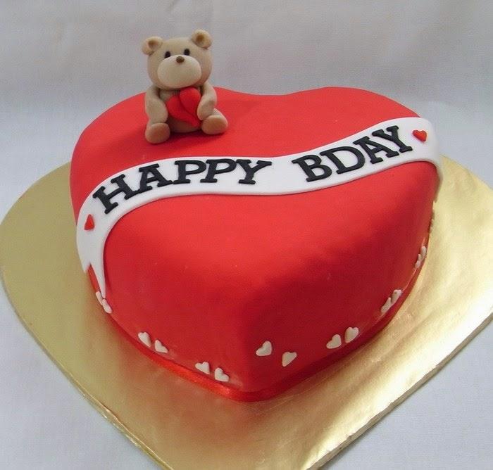 HD BIRTHDAY WALLPAPER : Happy Birthday Cake