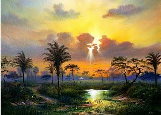 atardeceres-selvaticos-cuadros-de-paisajes
