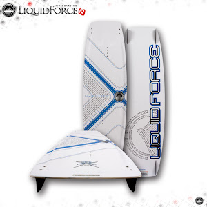 KITEBOARD LIQUID FORCE-RECOIL
