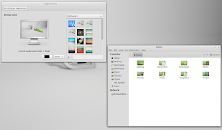 linux mint 13 default gtk3 theme