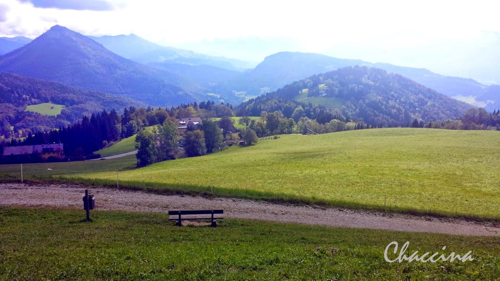 Chaccina Lifestyleblog / Salzburg / Gaisberg