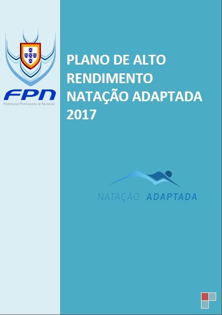 PAR Natação Adaptada 2018/19