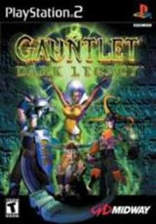 Super Compactado Gauntlet: Dark Legacy PS2