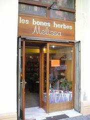 Melissa: una tienda y centro de terapias de total confianza.