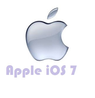 Apple iOS 7 Unofficial Logo