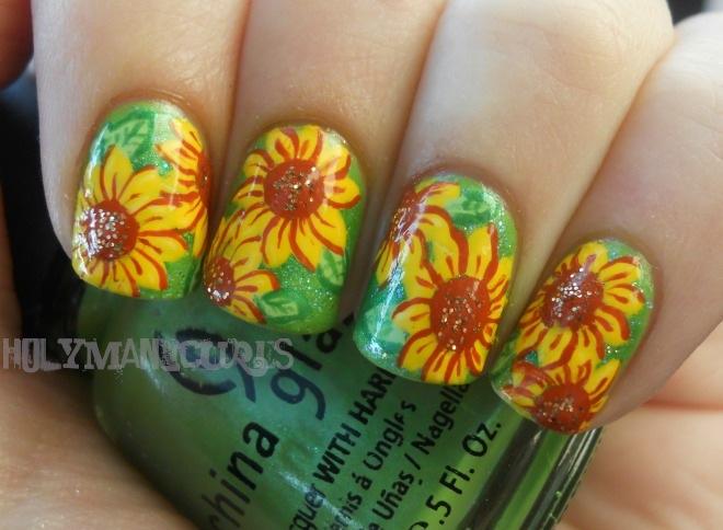 Favorite Sunflower Design
