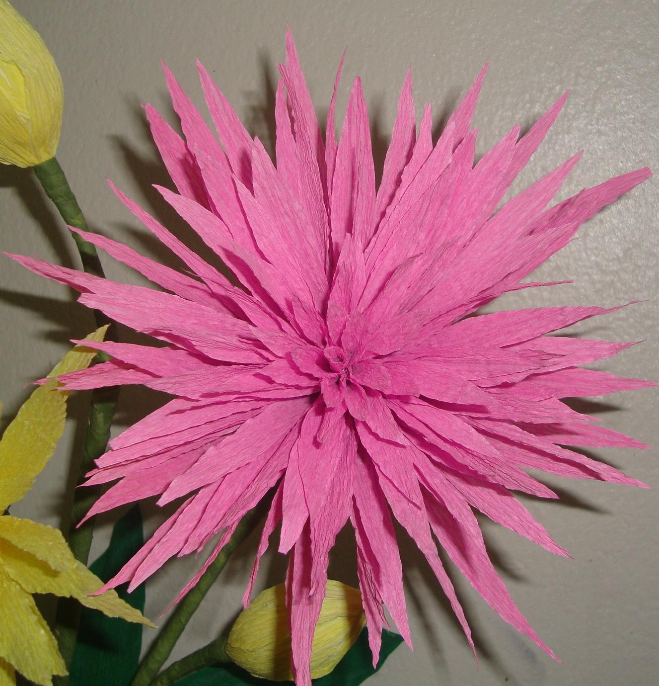 Neenu s Handmade Crafts crepe paper flowers