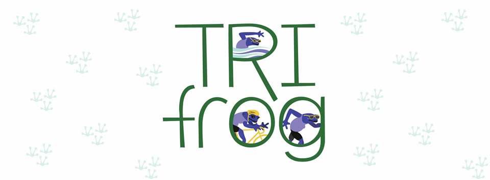 TriFrog - My Journey to Tri