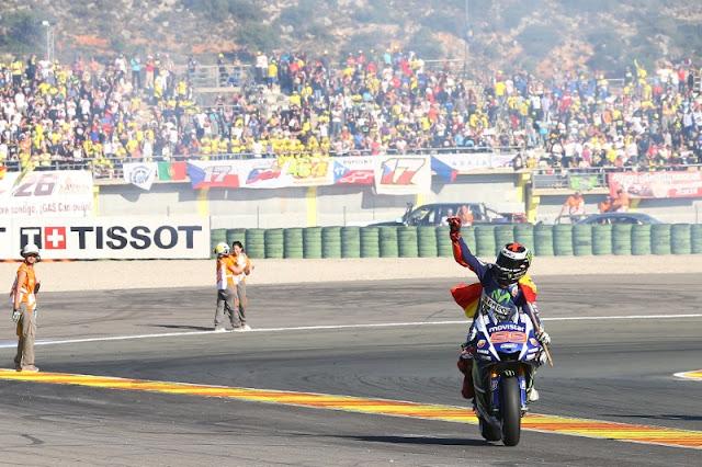 Jorge Lorenzo : Saya Lebih Baik Dari Valentino Rossi Dalam Segala Hal