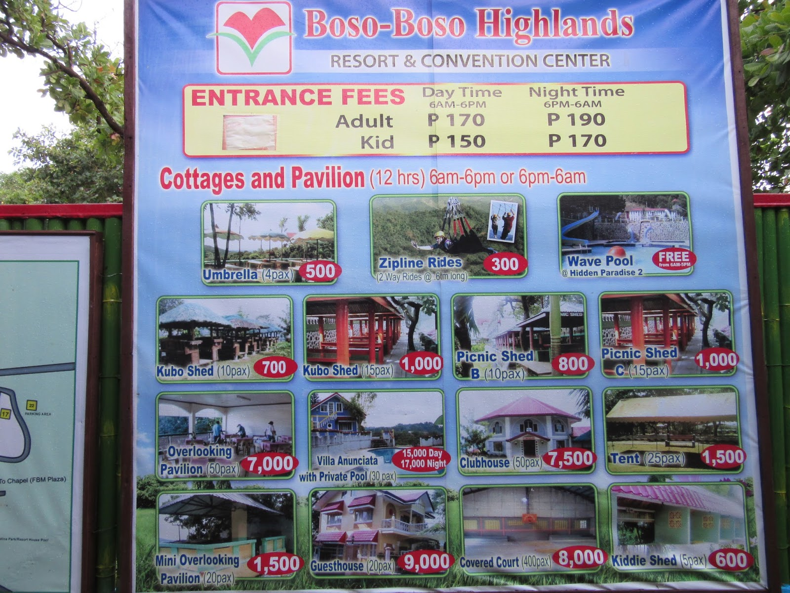 Living The Life Boso Boso Highlands Resort And