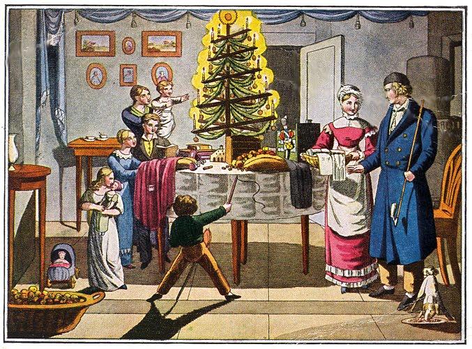 a beautiful christmas tree. Black Bedroom Furniture Sets. Home Design Ideas