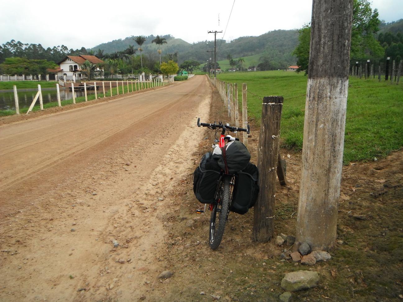 Circuito Vale Europeu : Natureza e pedaladas circuito vale europeu
