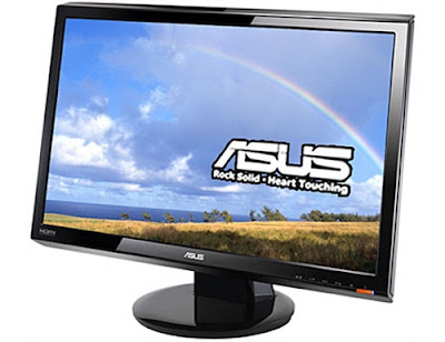 Asus VE247H LCD Monitors