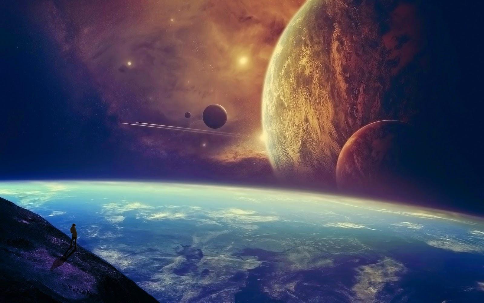 Papel de Parede Ficção Científica para pc hd 3d grátis Sci Fi desktop hd wallpaper image free