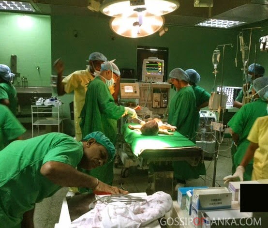 Karapitiya amazing surgery