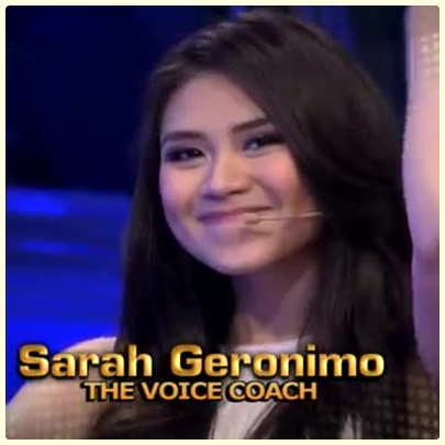 Te Voice PH coach Sarah Geronimo on Kapamilya Deal or No Deal (July 13)