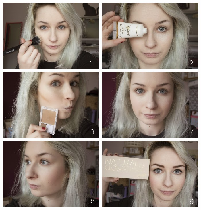 easy simple make up tutorial