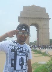 इंडिया गेट जवळ २०११