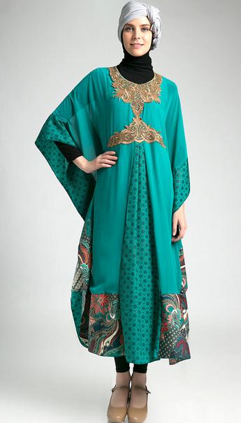 Gambar Baju Kebaya Muslim Untuk Pesta
