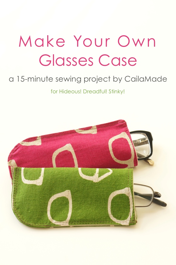 15-minute glasses case