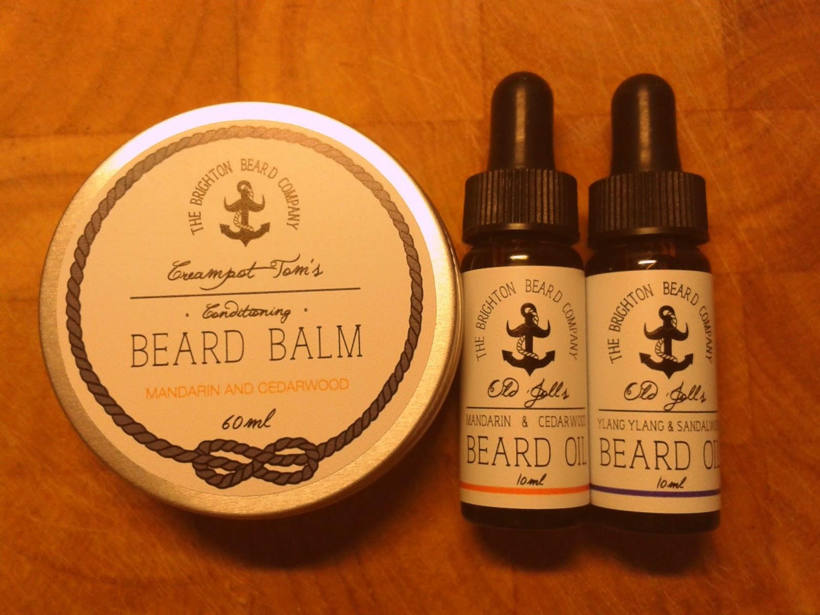 Project 365 day 16 - Beard upkeep // 76sunflowers