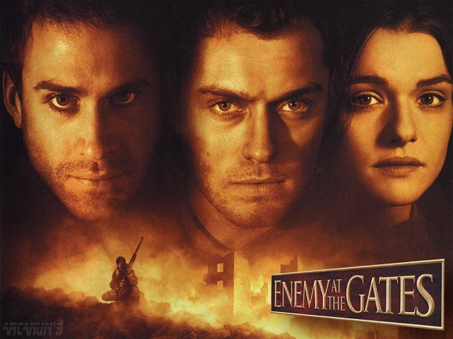Review Sinopsis Film Enemy At The Gates