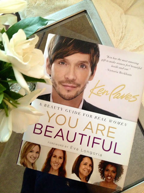 My copy of you are beautiful