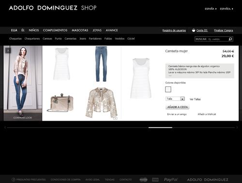 venta online moda