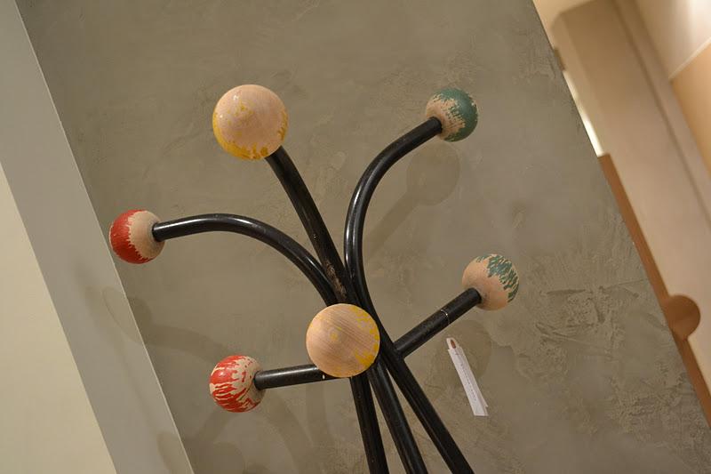 Past present porte manteaux boules ann es 60 for Porte metal 60