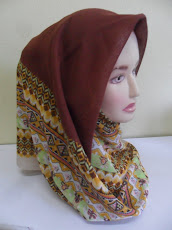 NEW COLLECTION : TUDUNG BAWAL TRIBAL AFRINA..