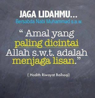 Jaga Lidahmu