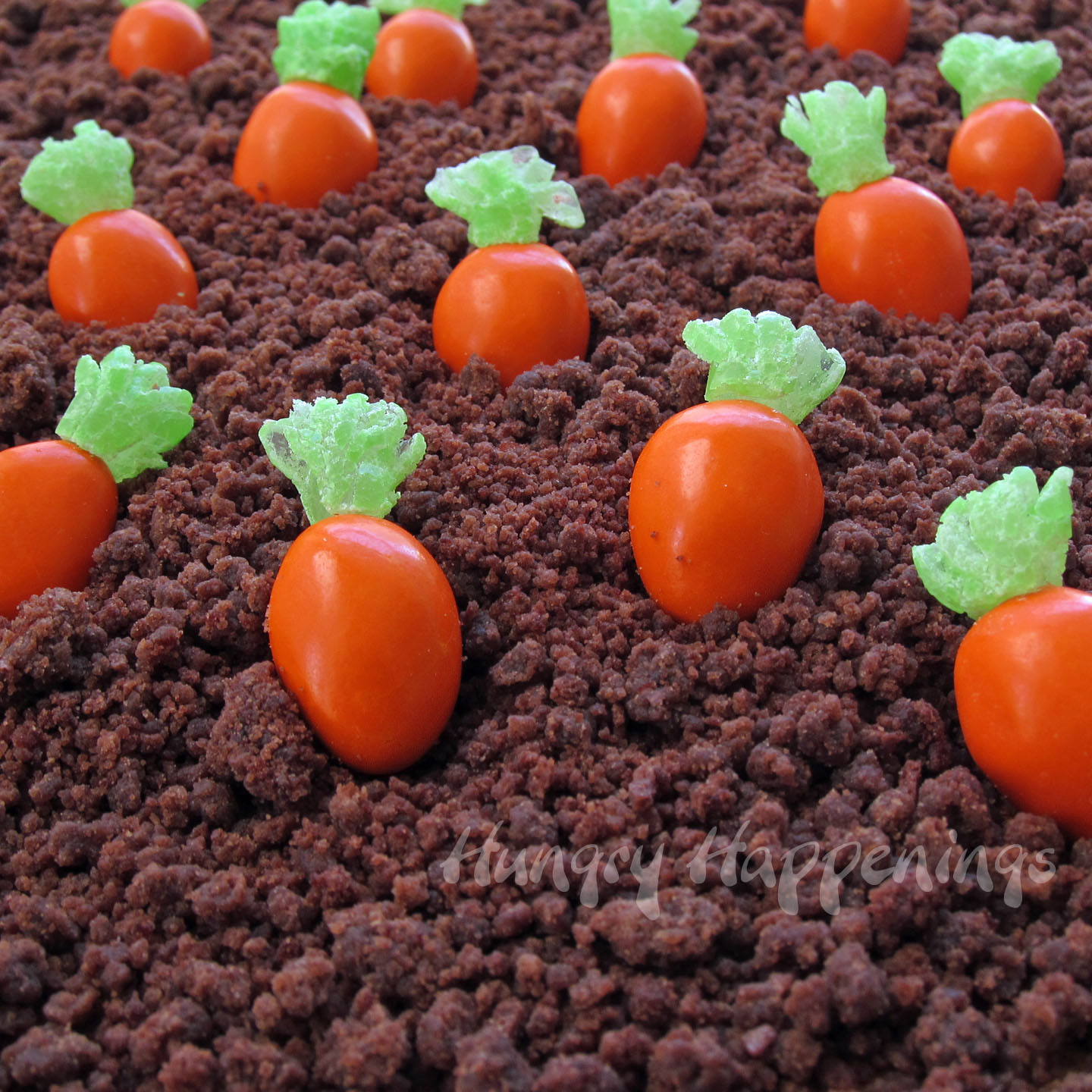 Almond mm candy carrots hungry happenings easter recipes the easter bunny found the perfect treats to stick into your kids easter baskets these almond mm candy carrots are simple to make and great gifts to hand negle Image collections