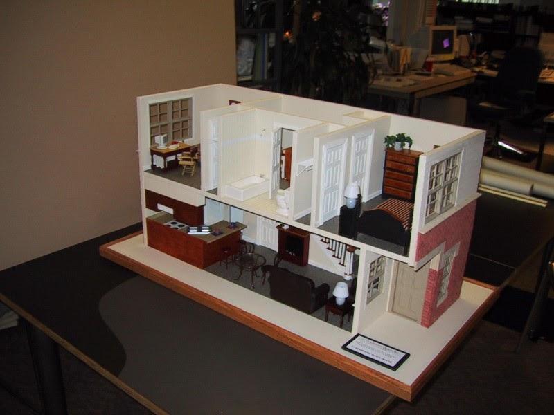 Tulsa tiny stuff mini apartment projects for Apartment mini model