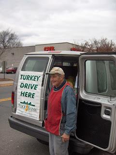 turkey food drive community foodbank of  new jersey