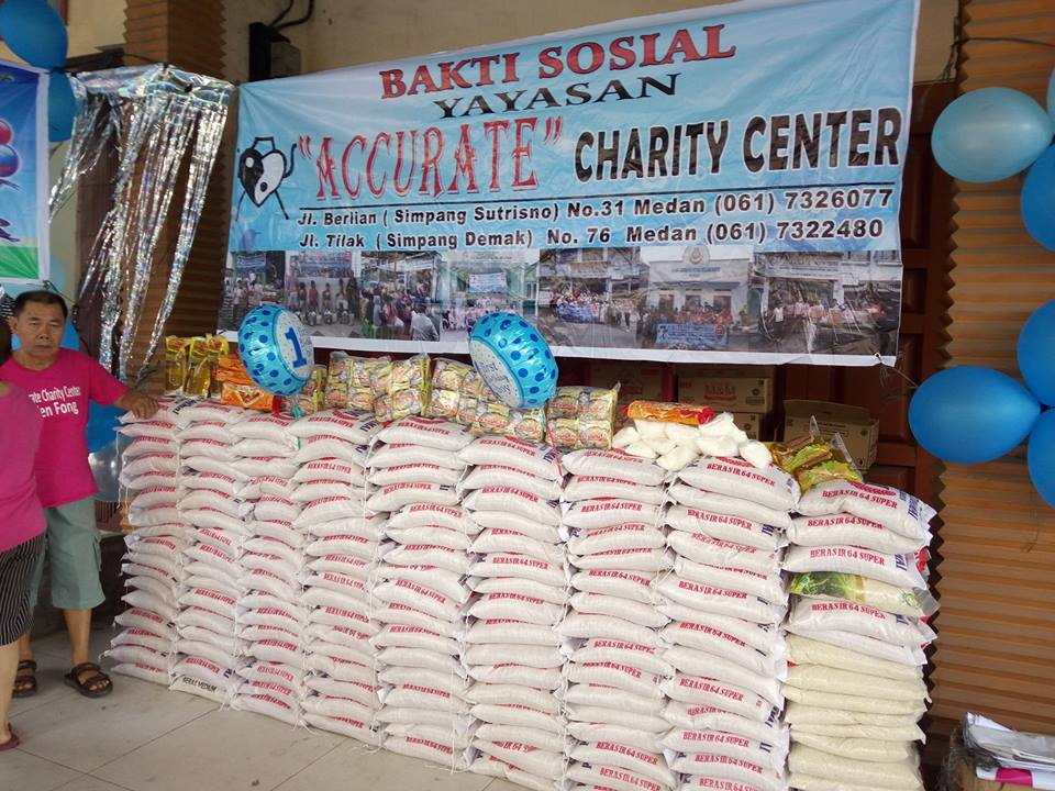 BAKTI SOSIAL YAYASAN ACCURATE CHARITY CENTER