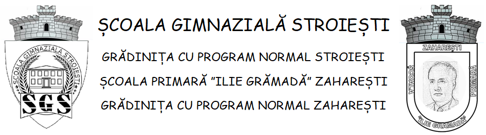 Școala Gimnazială Stroiești