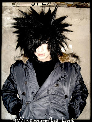 Scene Emo Hairstyles for Boys - 2011 Haircut Ideas