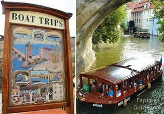 Prague Venice boat trips