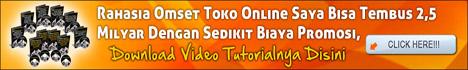 Rahasia Toko Online
