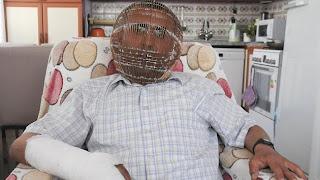 jaula cabeza dejar fumar