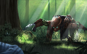 #8 Aliens vs Predator Wallpaper
