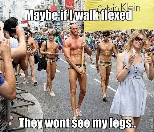 Real Fitness: Friends Don't Let Friends Skip Leg Day