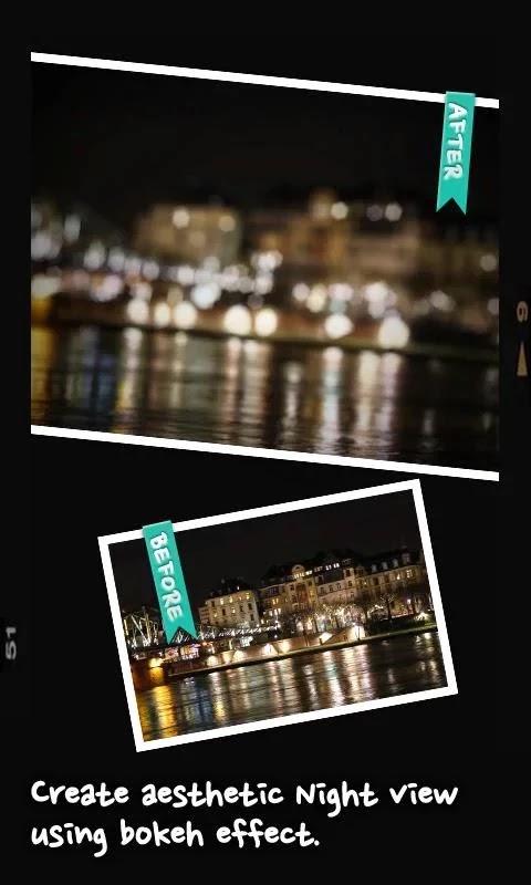 افضل تطبيق للتعديل الصور AfterFocus 5.webp