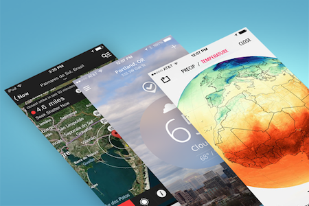 10 Best Weather Apps You Can Download for Your iPhone