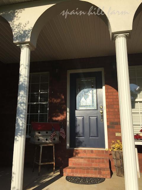 front door revival modern masters paint