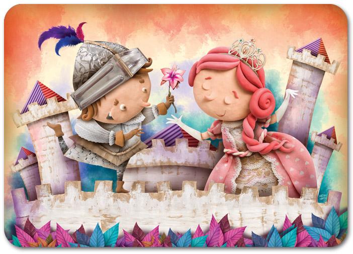 Pequeforo caballeros y princesas - Caballeros y princesas literas ...