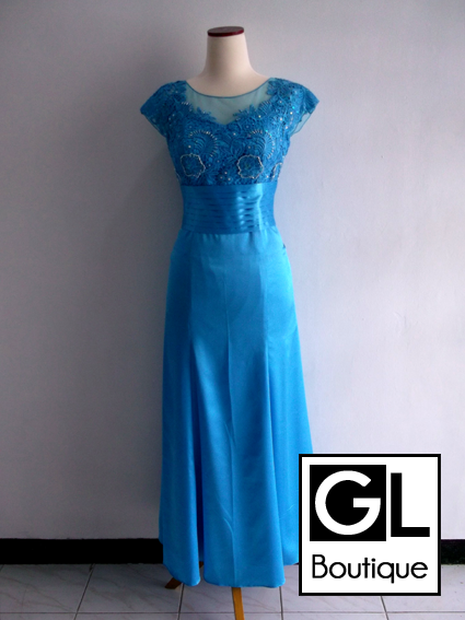 Jual Dress Pesta Elegan