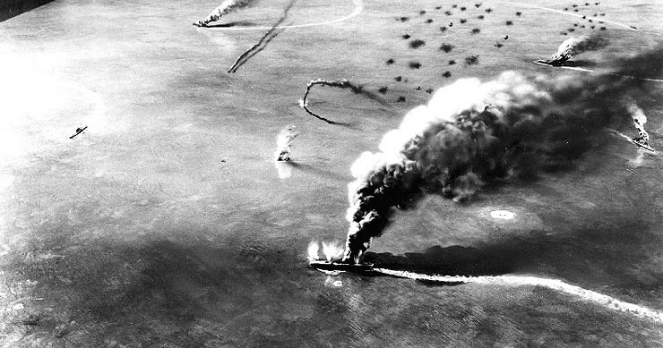 Battle of midway date